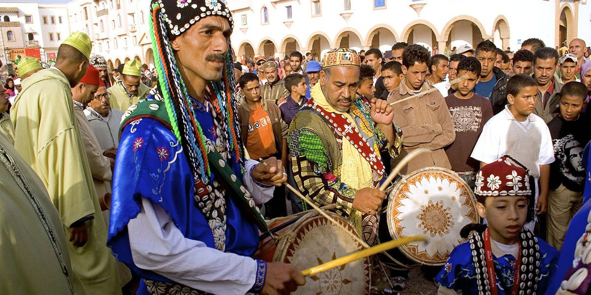 FESTIVALS TO ATTEND IN MOROCCO