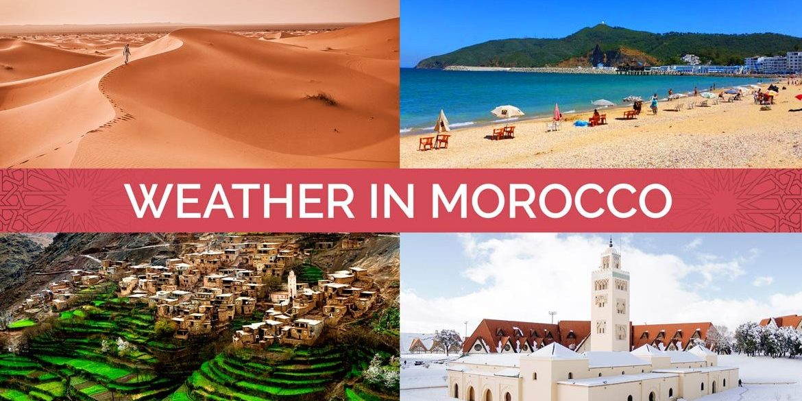 4 REASONS WHY MOROCCO SHOULD BE YOUR NEXT TRAVEL DESTINATION