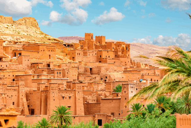 Morocco 10 days itinerary