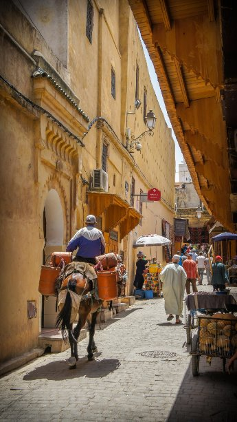 Unique things to do in Fes1